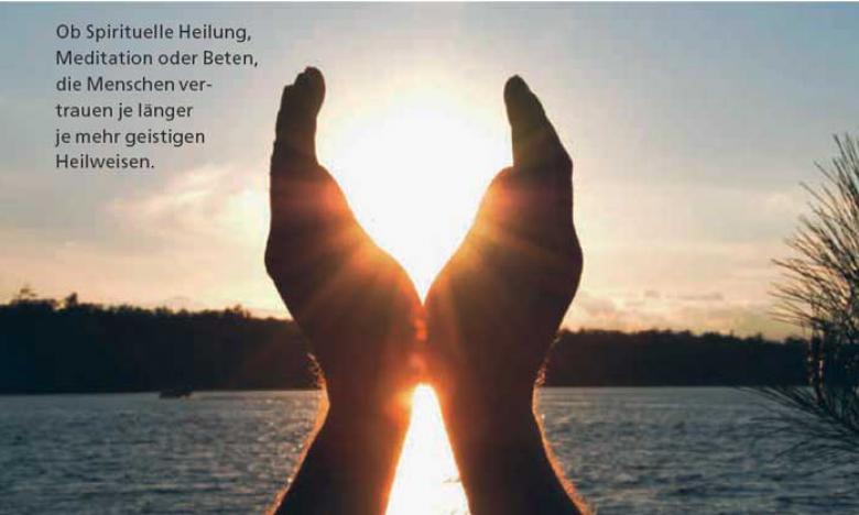 Wie liebevolle Zuwendung, Meditation und Gebet die Heilung fördern